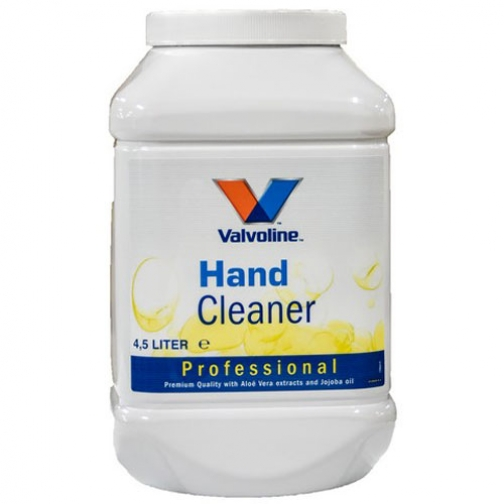 Средство для рук VALVOLINE HANDCLEANER YELLOW 4.5л-5990850
