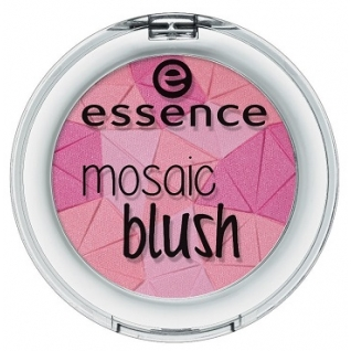 ESSENCE - Румяна Mosiac blush 40 - the berry connection
