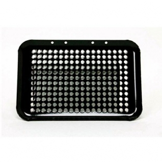 "Big Green Egg Perforated Grid 11""x7"""