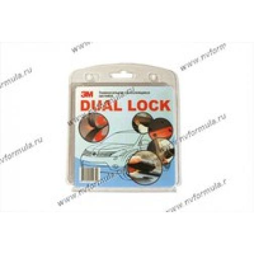 Застежка самоклеющаяся Dual Lock универсальная в блистере-431850