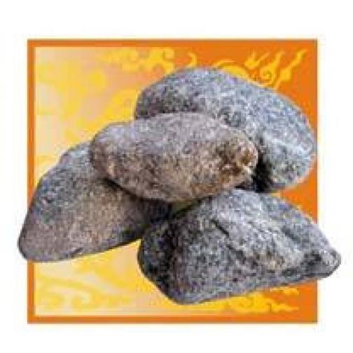 Камень для бани и сауны Талькохлорит обвалованный (коробка 20кг)-2063694