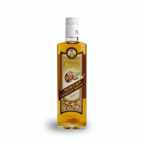 Масло грецкого ореха «Золотой орешек», 0.35 л, стекло-822588
