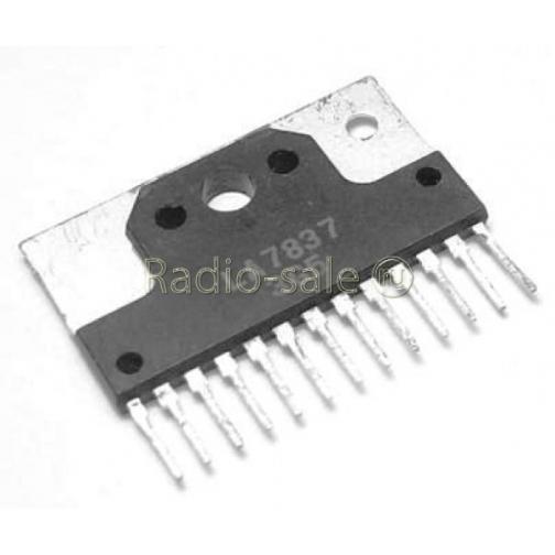 Микросхема LA7837-6853809