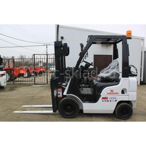 Вилочный погрузчик Nissan L01A15W-5997344