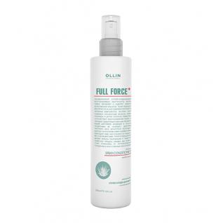 Ollin Professional Moisturizing Spray-Conditioner - Увлажняющий спрей-кондиционер с экстр.алоэ