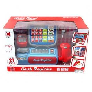 Кассовый аппарат Cash Register (свет, звук) Shantou-37719872