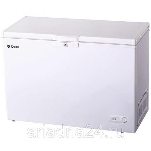 Ларь морозильный низкотемпературный 280л DELTA D-280HK, 2 корзины Delta-6724153