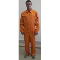 Комбинезон Моряк оранжевый. Мод. КОМ-003