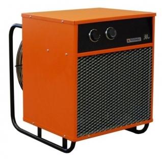 Тепловентилятор 25 кВт КЭВ-25Т20Е