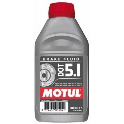 Тормозная жидкость MOTUL DOT 5.1 BF FL 0.5л-5927089