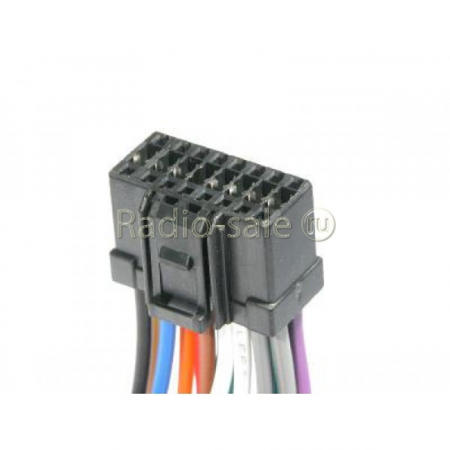 Разъем для автомобильной магнитолы PIONEER DEH - P-80MP-1312873