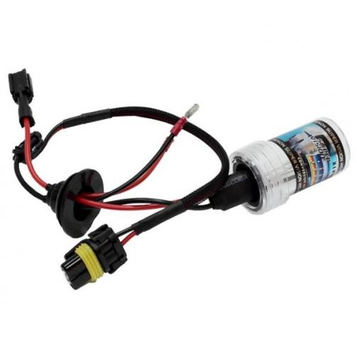 Лампа ксеноновая Clearlight H1 3000K белая коробка-5303039