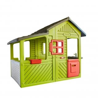 Садовый домик с кухней-барбекю и звонком Smoby-37721586