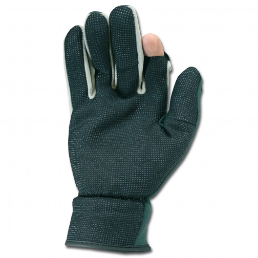 Made in Germany Перчатки для стрельбы Power Grip, цвет оливковый 5026096 1