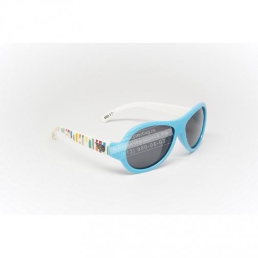 Babiators Детские солнцезащитные очки Babiators Polarized - Сёрф готов р. 0-3-4131144