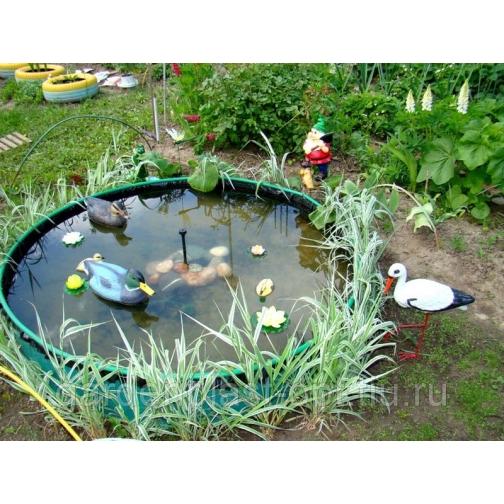 Пруд садовый ГарденПласт 450л-863590