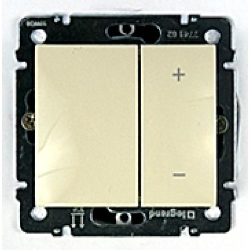 LEGRAND Умный светорегулятор Legrand Valena кнопочный 400Вт слоновая кость 774162 5076531