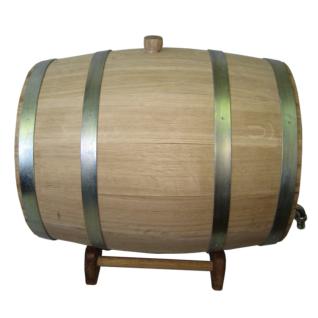 Бочка дубовая на подставке объёмом 30 литров-716171
