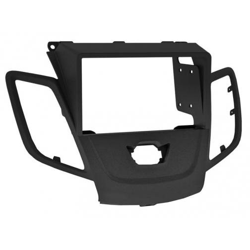 Переходная рамка Intro RFO-N20 для Ford Fiesta 09+ 2/1DIN Black (без штатного дисплея) Intro-835028