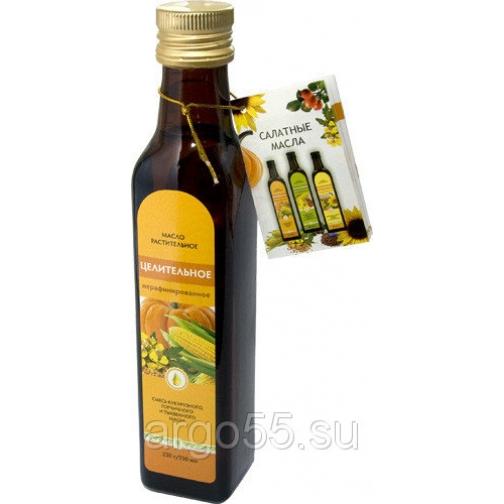 Масло «Целительное», 250 мл, стеклянная бутылочка Delfa-6879583