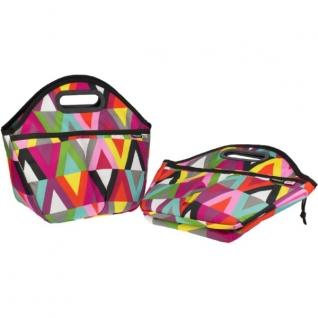 Сумка Холодильник дорожная Traveller (многоцветный, 5л)