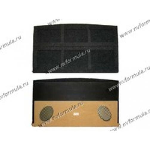 Полка акустическая 2108-2109,14 под акустику 6х9 МДФ 16мм-9060428