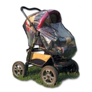 Дождевик на прогулочную коляску, прозрачный Спортбэби-37745809