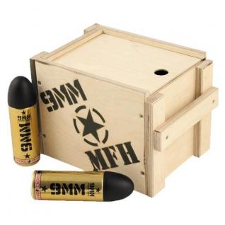 Напиток энергетический Energy Drink 9mm Holzbox mit Deckel gro 12 Stck-5700281