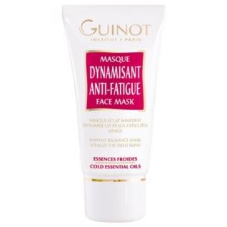 Guinot Masque Dynamisant aux Essences Froides - Активизирующая Маска для Восстановления Сияния
