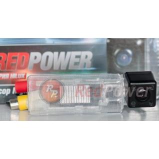 Штатная видеокамера парковки Redpower VW036 для Skoda Octavia A7/VW Polo 5 hath (2009+), Jetta (2011+), Passat (2011+), Golf (2009+) RedPower-832810