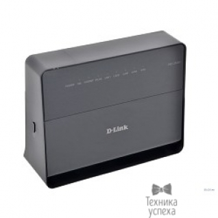 D-Link D-Link DSL-2640U/RA/U2A Беспроводной маршрутизатор ADSL2+-2747279