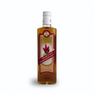 Масло амарантовое «Масляный Король», 0.35 л, стекло