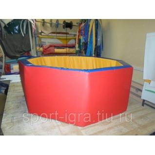 Сухой бассейн восьмиугольный (восьмигранный )диаметр 1,5 м-5350813