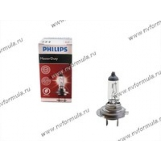 Лампа галоген 24V H7 70W PX26d Philips 13972-426314