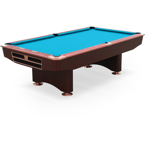 Бильярдный стол для пула Dynamic Competition 9 ф махагон-865978