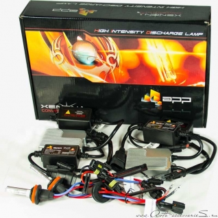 Ксенон с обманкой APP PREMIUM Slim H7 - 5000К Ксенон APP-8955316