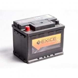 Аккумулятор EXICE 56514 65 Ач PROFESSIONAL прямая полярность - 56514 EXICE (ЭКСИС) 56514-2060644