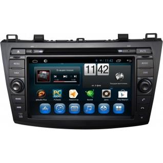 Штатная магнитола для Mazda 3 (2009-2013) Carmedia KR-8018-T8 на Android 7.1-37230424
