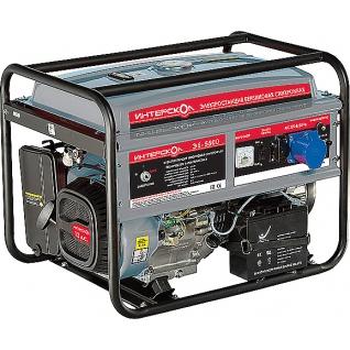 Бензиновый генератор Интерскол ЭБ-5500 Интерскол-9304903