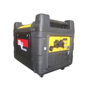 Генератор инверторный RD-IG3600 RedVerg (3,1 кВт)