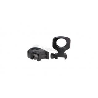 Кольца Warne Tactical на weaver, 25.4 мм, MSR ideal height (A430M)-28912934