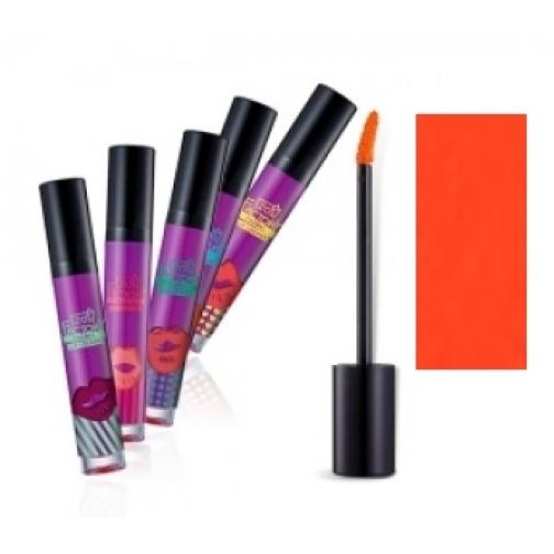 VOV - Устойчивый лаковый блеск-помада VOV 20's Factory Enamel lip lacquer 4-2148164