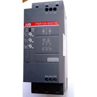 Устройство плавного пуска PSR105-600-70 55 кВт, (105 А, 380В) ABB-5016430