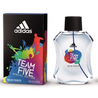 Adidas Team Five туалетная вода, 50 мл.