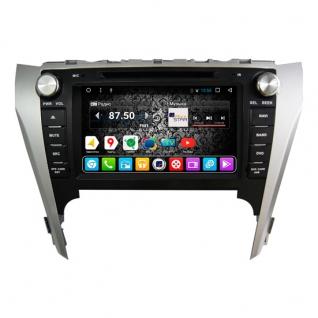 Штатная магнитола DayStar DS-7048HD Toyota Camry V50 ANDROID 7.1.2 (8 ядер, 2Gb ОЗУ, 32Gb памяти) DayStar-6906990