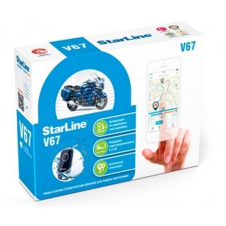 Мотосигнализация StarLine V67 Moto StarLine-5762509