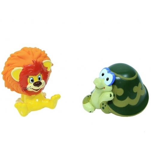 Львенок и Черепаxа. набор игрушек для ванной-827313