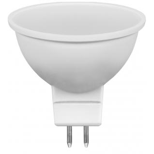Светодиодная лампа Feron LB-26 (7W) 230V G5.3 4000K MR16 матовая-8164299