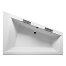 Ванна RIHO DOPPIO LEFT 180x130 см
