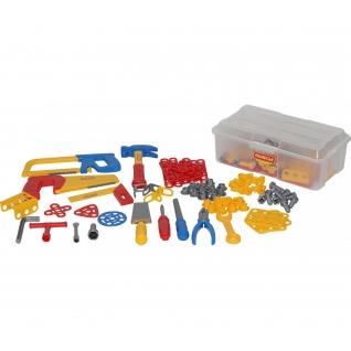 Набор инструментов №9 (156 эл) (в контейнере) Полесье-37879417